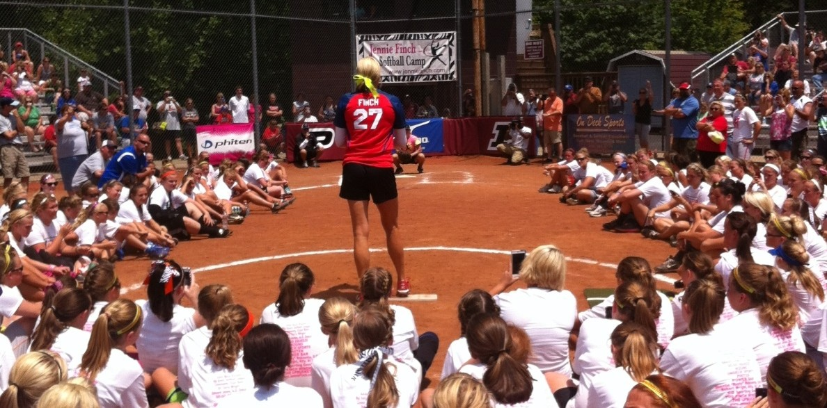 Official Site Of Jennie Finch
